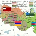 georgian map
