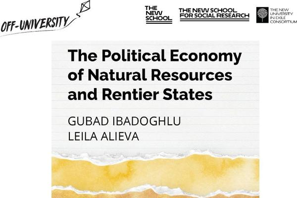 political economy of natural resources and rentier states