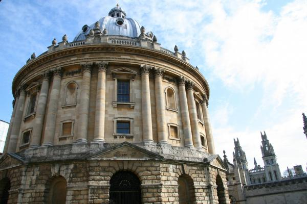 oxford england library